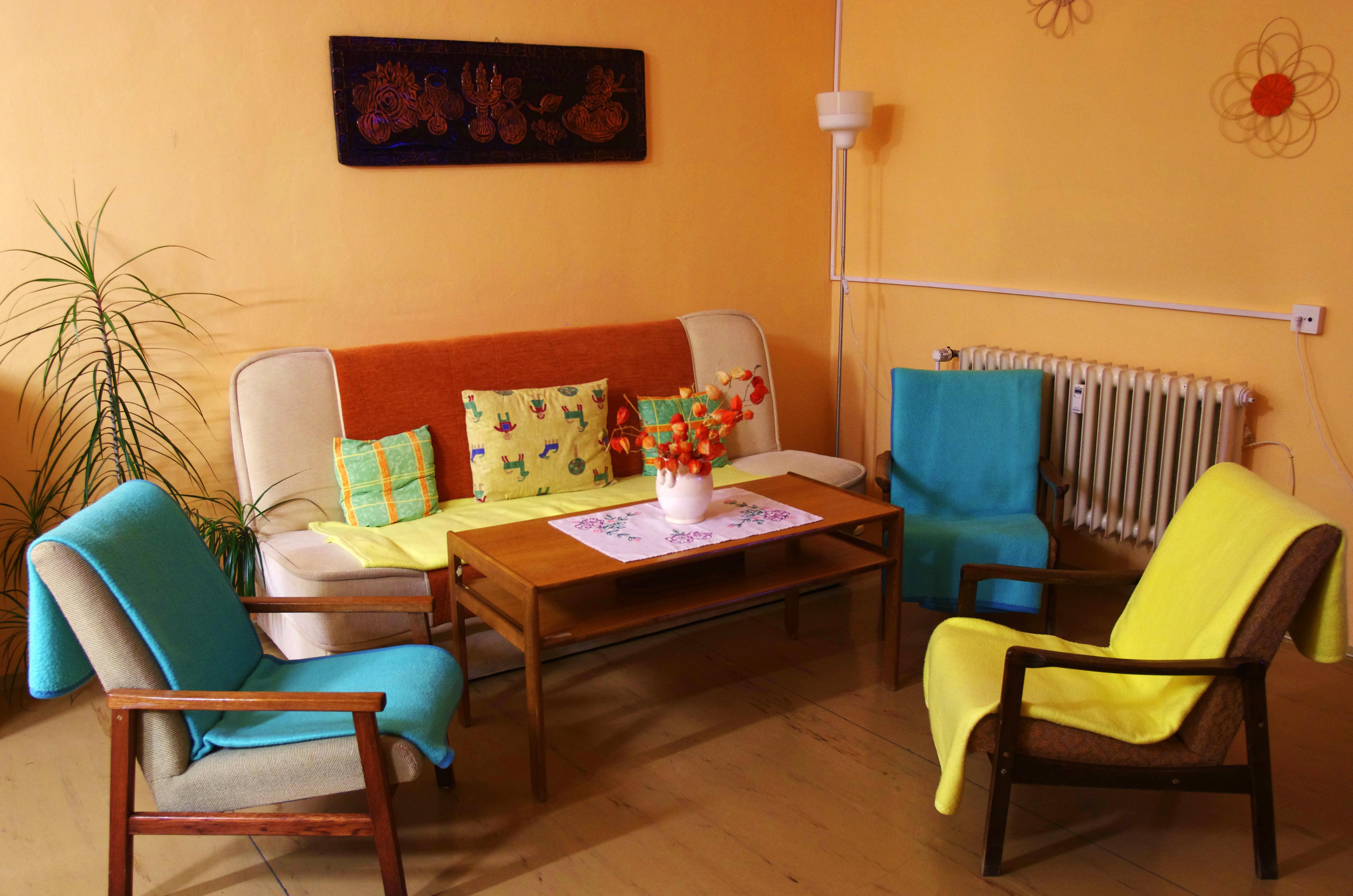 Denní místnost - sedačka